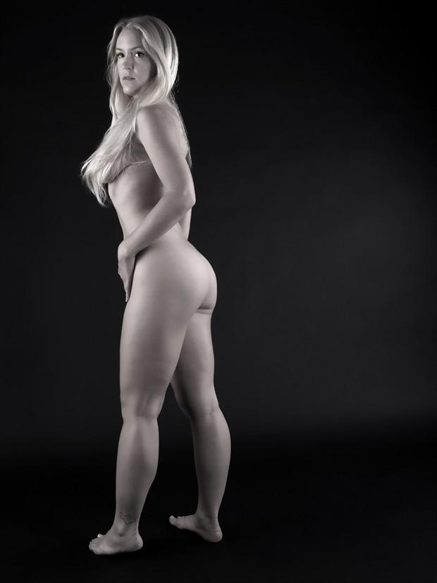 Jessica Artistic Nude Photo by Photographer J Photoart