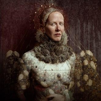 Jessica: The Elizabeth Phoenix Artistic Nude Artwork by Photographer Bear Kirkpatrick