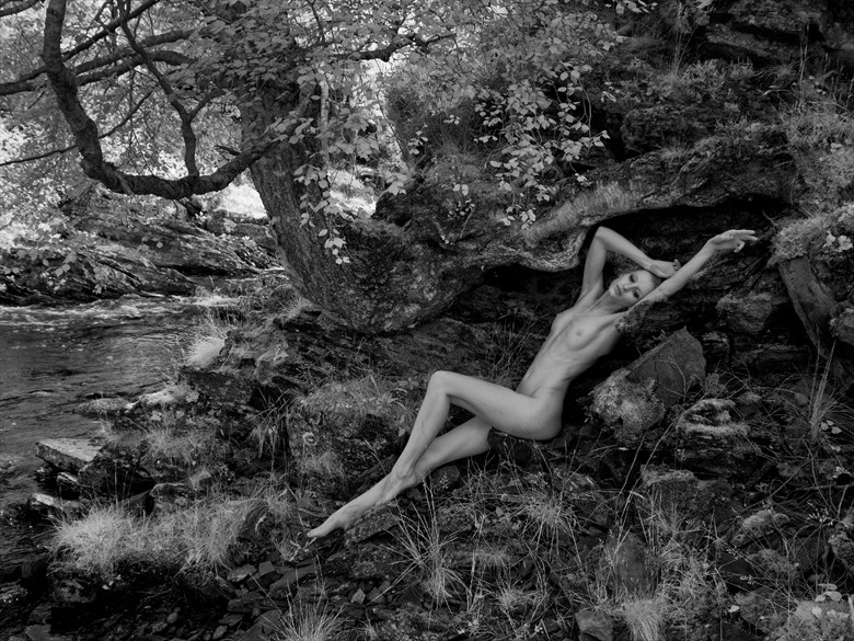 Jim Furness Artistic Nude Photo by Model Fredau