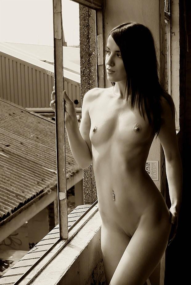 Jo Louise  Artistic Nude Artwork by Photographer Rick Gordon