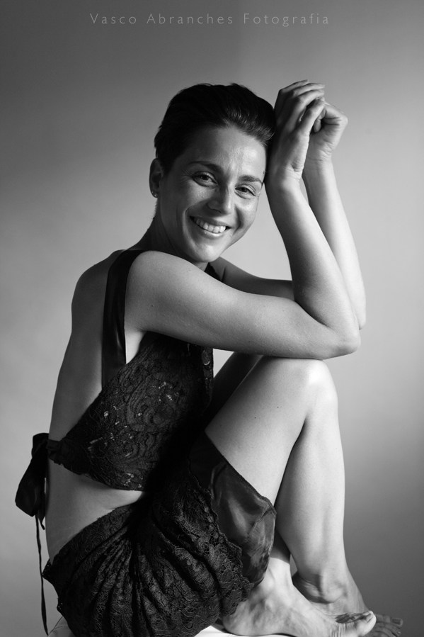 Joana Carvalho Glamour Photo by Photographer Vasco Abranches