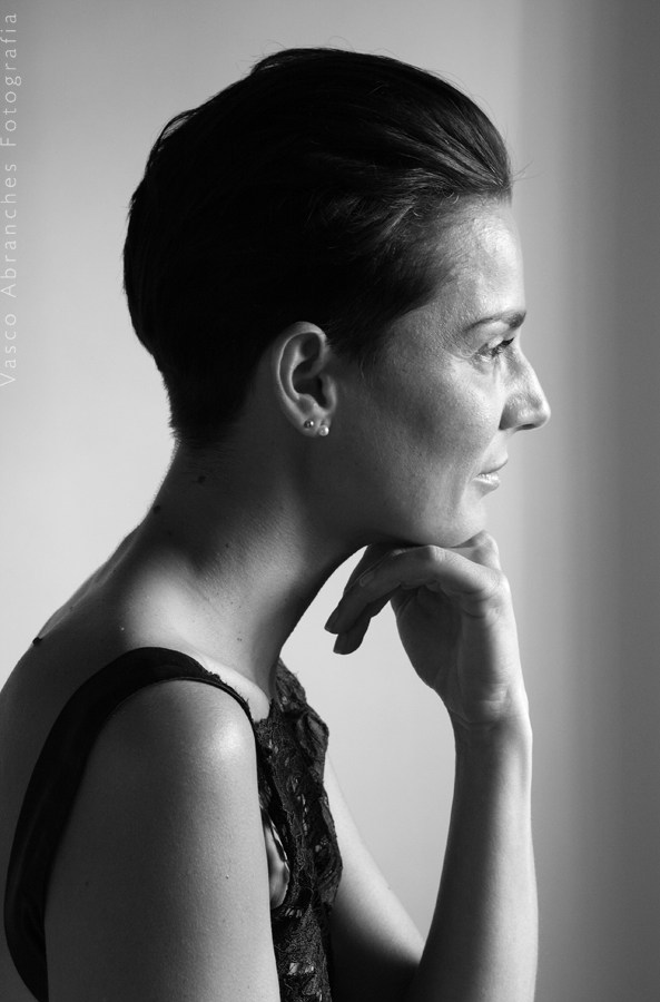 Joana Carvalho Portrait Photo by Photographer Vasco Abranches