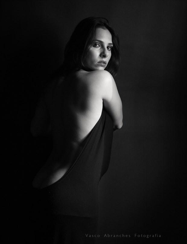 Joana Liberato Erotic Photo by Photographer Vasco Abranches