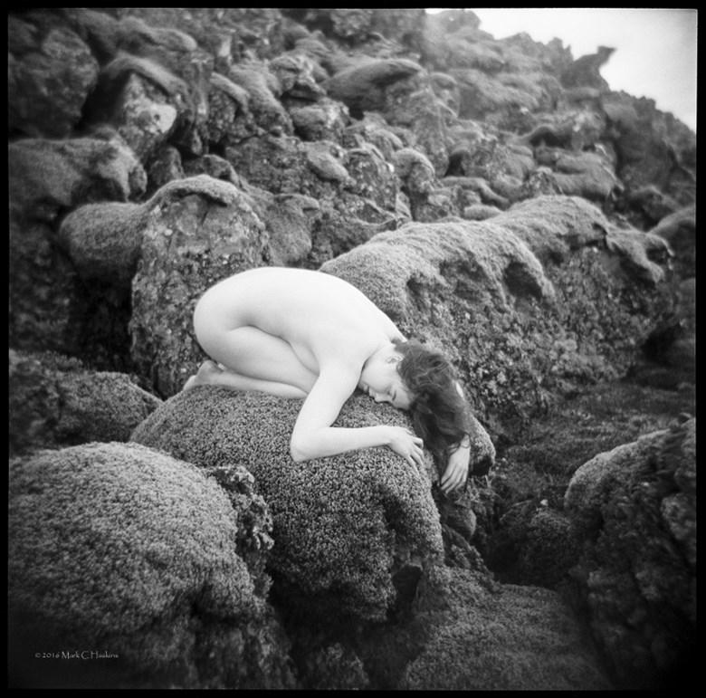 Johannsdottir Artistic Nude Photo by Photographer Mark Haskins