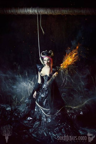Join me in the Death I. Fantasy Photo by Model Ewel