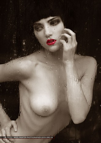 Jordann Glamour Photo by Photographer Nigel Painter