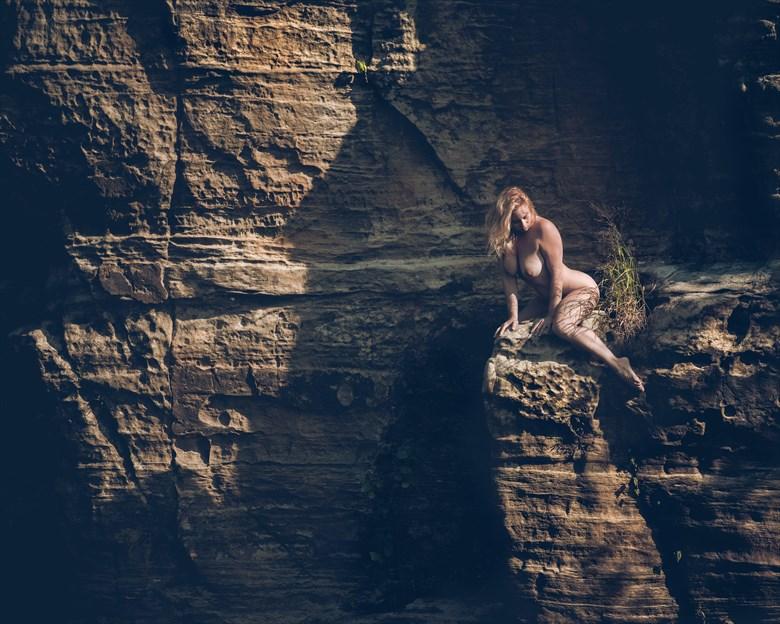 June Ann D'Angelo Artistic Nude Photo by Photographer Steve Y