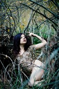 Jungle Queen Nature Photo by Model Miss Robot