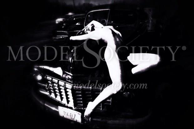 Junkyard Beauty Artistic Nude Artwork by Photographer Slight Of Hand Images