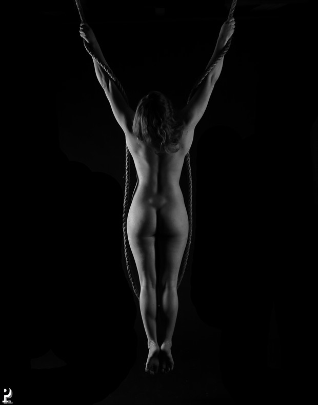 Just Hanging Around Artistic Nude Artwork by Photographer Thom Peters Photog