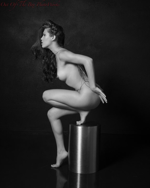Just Jamie Artistic Nude Photo by Photographer Miller Box Photo