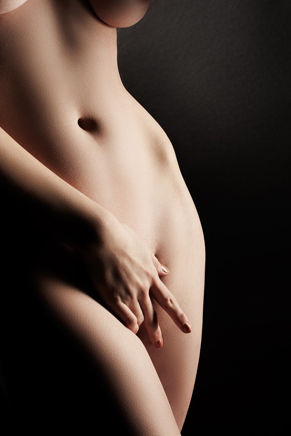 Just Right Artistic Nude Photo by Photographer Scott Michaels