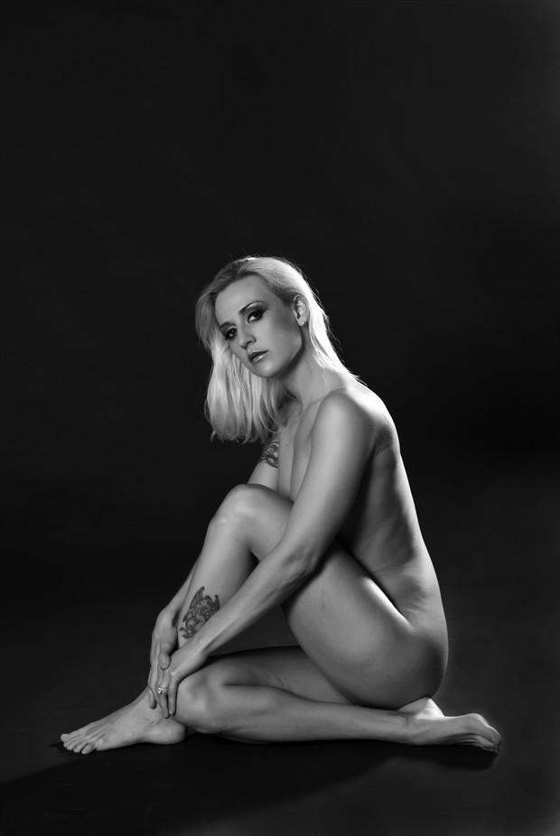 Just Sitting Around Implied Nude Photo by Photographer FortWayneMike