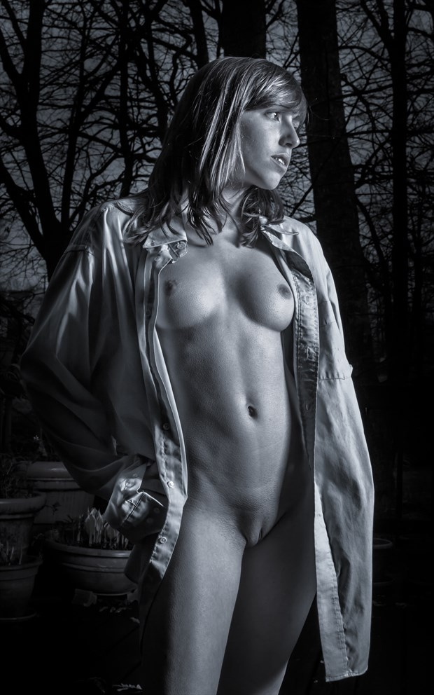 Just Starting to Rain Artistic Nude Photo by Photographer rick jolson