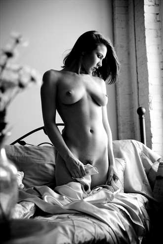Just Waking Artistic Nude Photo by Photographer 3 Graces Photography