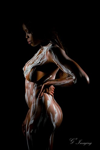 Just a little paint Artistic Nude Photo by Photographer G2 Imaging