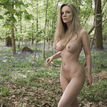 Just another day in Eden Artistic Nude Photo by Model Muse