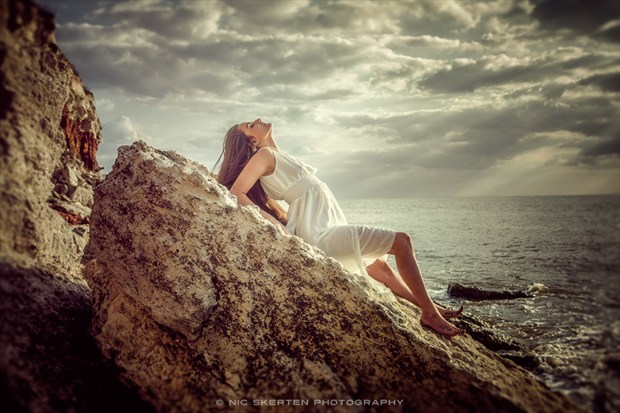 Justine   Rock I Nature Photo by Photographer nicnic