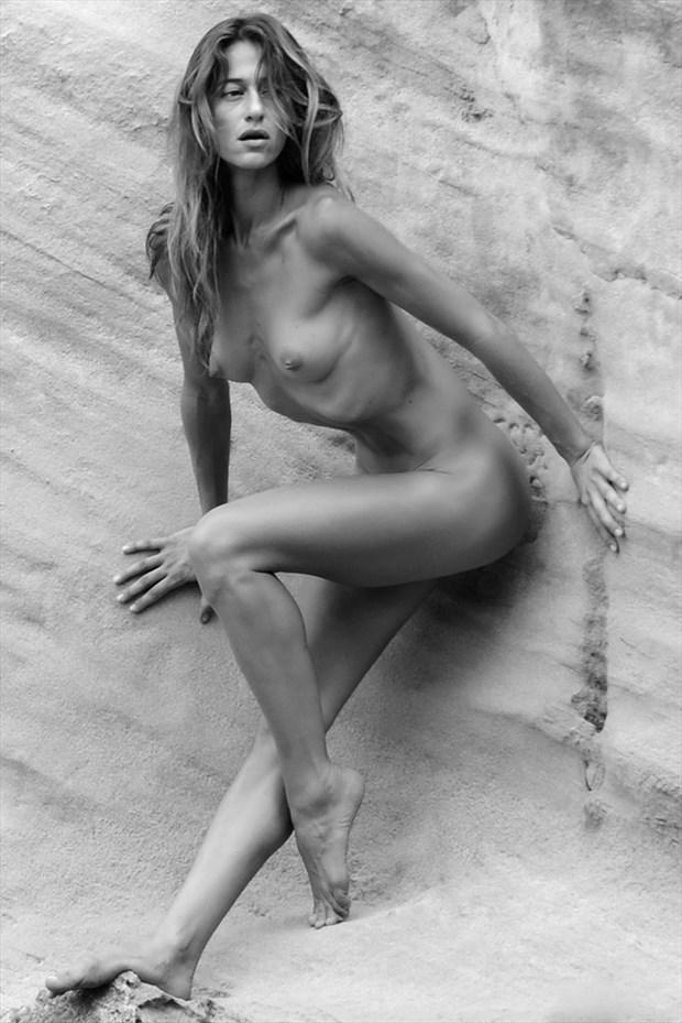 K in Xarraca Artistic Nude Photo by Photographer Miguel Soler Roig