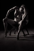 KC   studio nude Artistic Nude Photo by Photographer Barrie