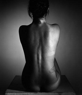 Kaitlyn Chiaroscuro Artwork by Photographer pwjamro