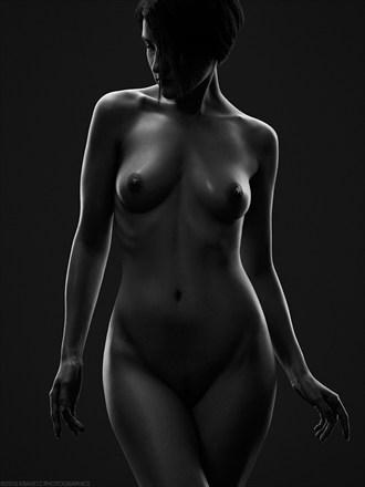 Karen Artistic Nude Photo by Photographer Sasha Onyshchenko