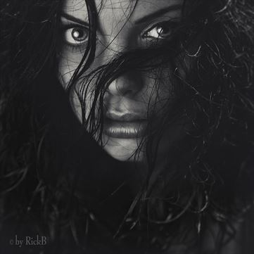 Kashmere Sensual Photo by Photographer RickB