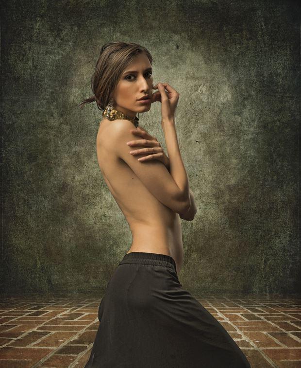 Kate Snig Alternative Model Photo by Photographer Tom Gore
