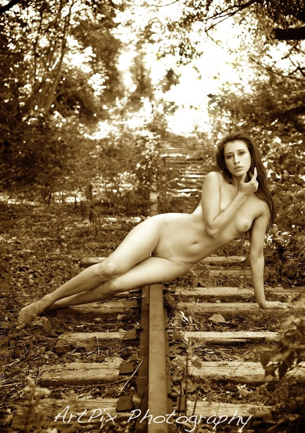 Kate1 Artistic Nude Photo by Photographer ArtPix Photography