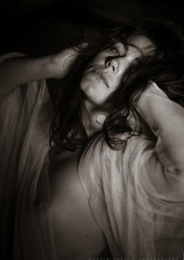 Kati Artistic Nude Photo by Photographer Martin Yusti