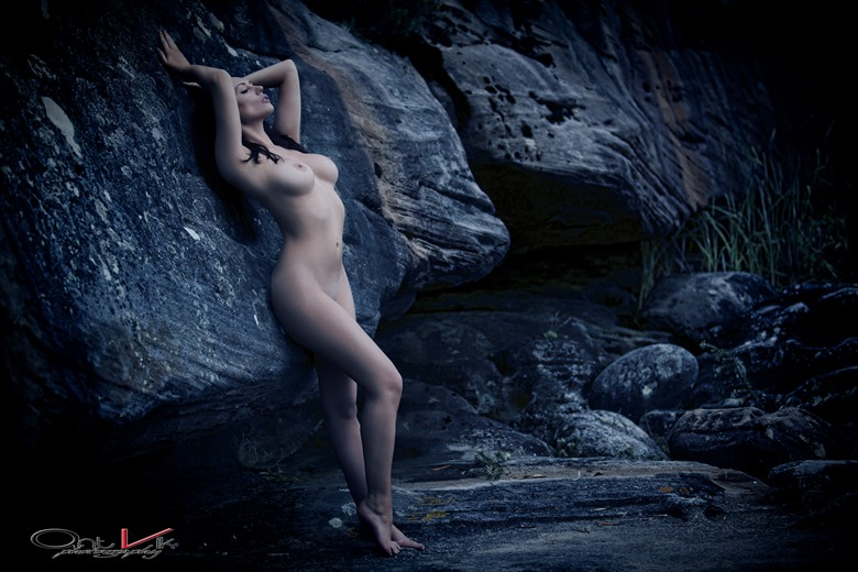 Katie Artistic Nude Photo by Photographer John Anthony