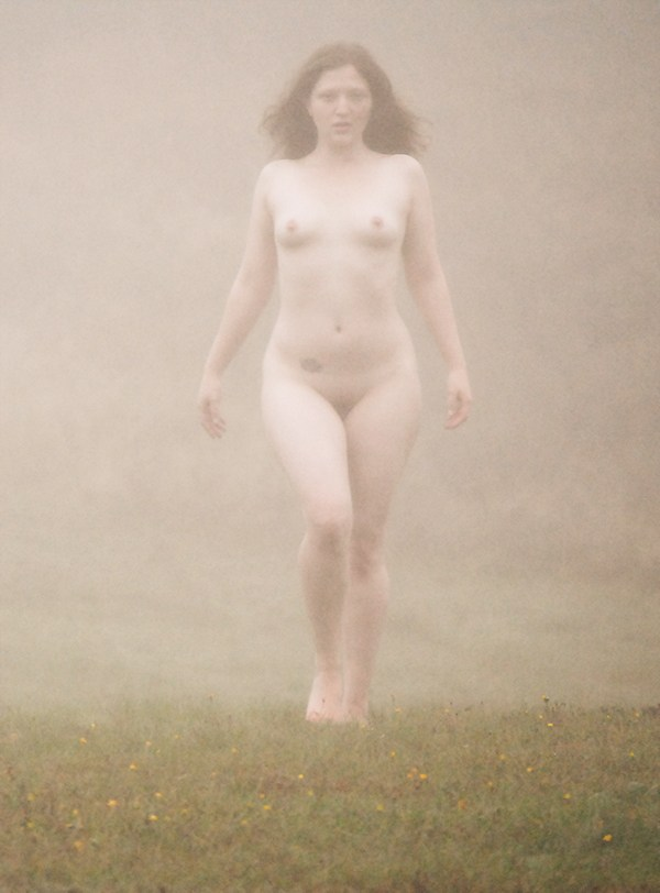 Katie in the fog Artistic Nude Photo by Photographer Hey Boo Photography
