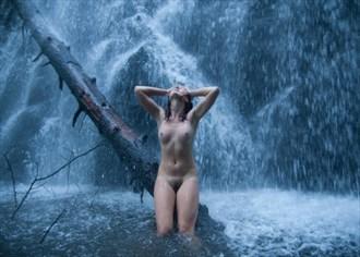 Katja at Crabtree %231 Artistic Nude Photo by Photographer mikaelr