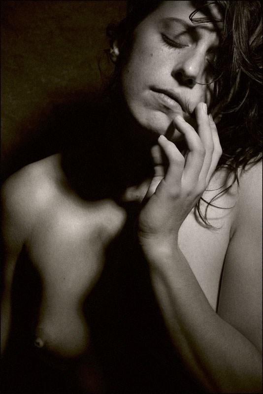 Katlyn After Dark Artistic Nude Photo by Photographer Ektar