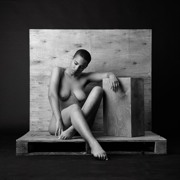 Kaydence Artistic Nude Photo by Photographer AndyD10