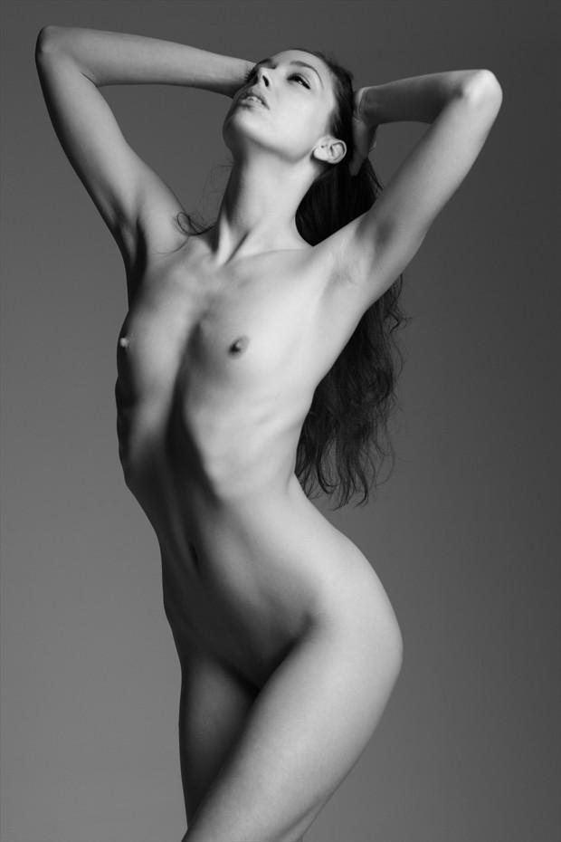 Kayleigh Artistic Nude Photo by Photographer Daniel Hubbert