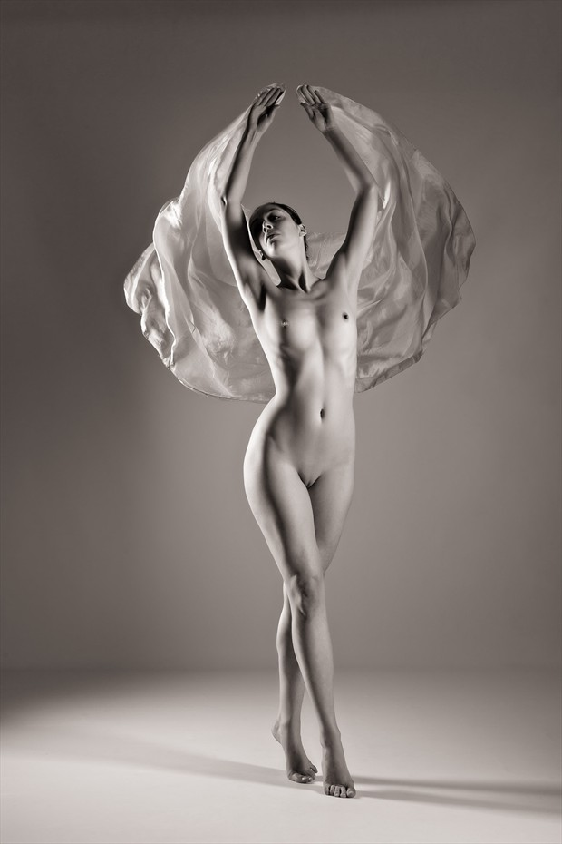 Kayleigh Lush   studio nude Artistic Nude Photo by Photographer Barrie