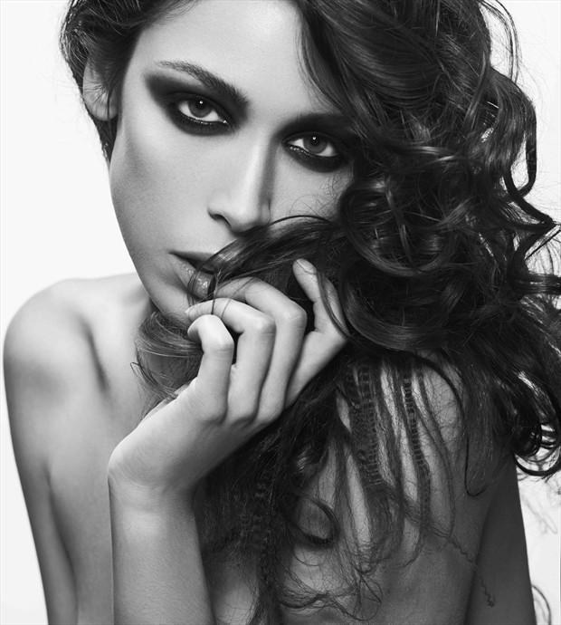Kayleigh Lush Fashion Photo by Model Kayleigh Lush