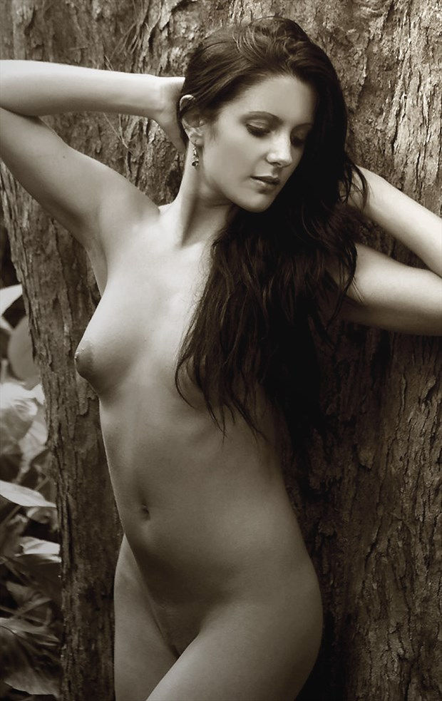 Kaylen Artistic Nude Photo by Photographer Rick Gordon