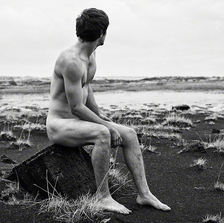 Keegan in Iceland Artistic Nude Photo by Photographer Southwest Photography