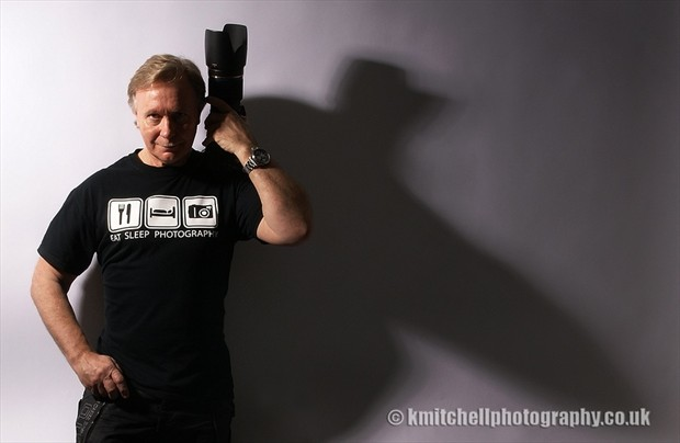 Keith Mitchell Self Portrait Photo by Photographer Keith Mitchell
