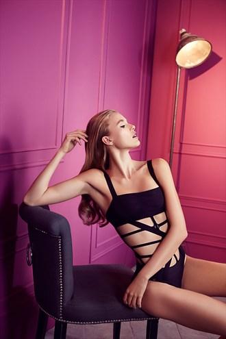 Keke @ Wilhelmina 2 Bikini Photo by Photographer Duck Feeney
