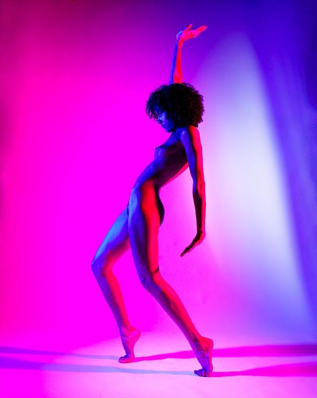 Kelani Artistic Nude Photo by Photographer Lumin