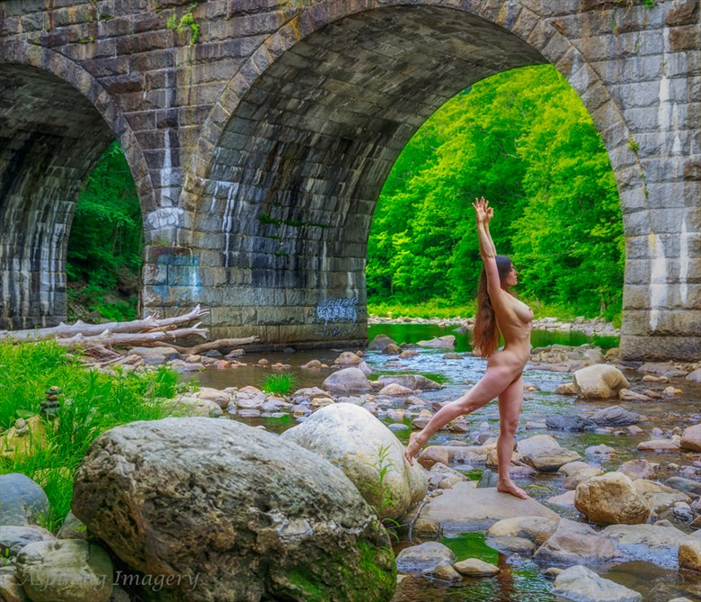 Keystone Dance Nude No. 1 Artistic Nude Photo by Photographer Aspiring Imagery
