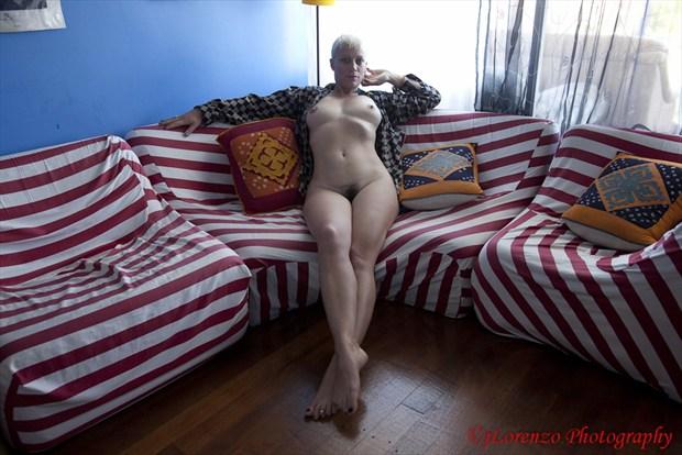 Kiah Artistic Nude Photo by Photographer Jon Miller