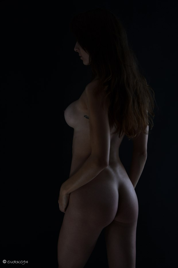 Kim 12 Artistic Nude Photo by Photographer Ourko94