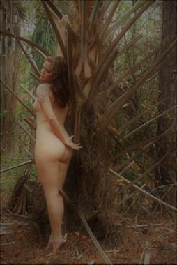 Kim Artistic Nude Photo by Photographer Lisa Paul Everhart