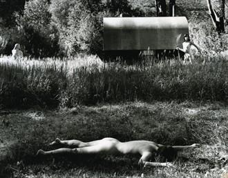 Kim Weston inspired by Wynn Bullock Artistic Nude Photo by Model Nymph