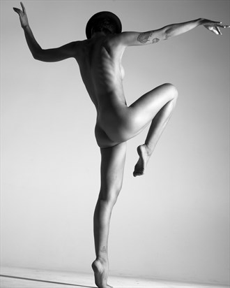 Kinetic Artistic Nude Photo by Photographer Michael Jenkins