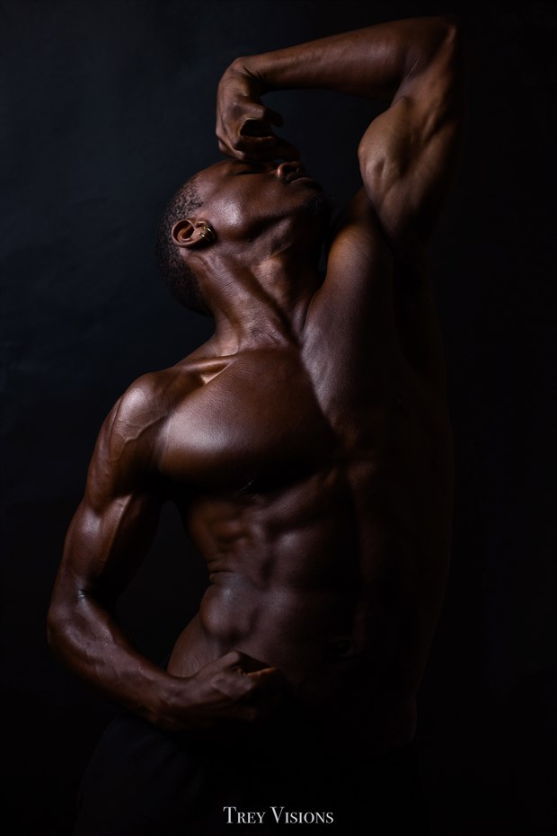 17 Sensual Photo by Photographer Trey Visions